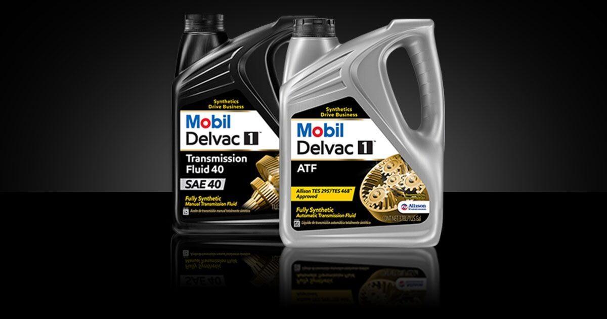 Mobil delvac 1 transmission fluid fb og
